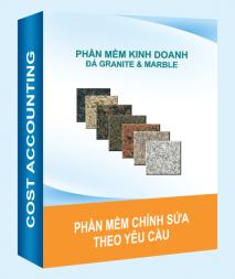 Phần mềm quản lý kho đá Granite&Marble chi tiết theo mặt hàng