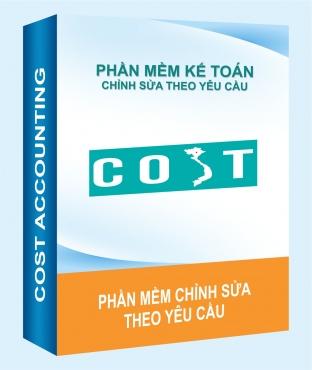 Cost Accounting chỉnh sửa theo đặc thù